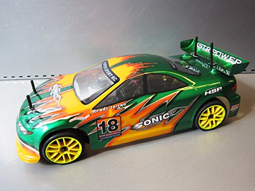 HSP - Sonic HSP Coche Touring Combo (2,4Ghz) 1/10...