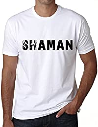 27f6ee509fd9b One in the City Homme T Shirt Graphique Imprimé Vintage Tee Shaman