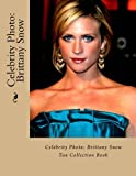 Celebrity Photo: Brittany Snow: Tan Collection Book
