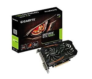 Gigabyte Technology GeForce GTX 1050 Ti Windforce OC 4G