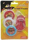 #9: Impulse Kid Krrish Flying Frisbee, Red/White/Blue