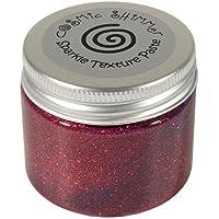 Cosmic Shimmer Pâte texturante Scintillante Rouge Pomme
