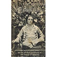 The method of the Siddhas, by Da Free John (1973-02-01)