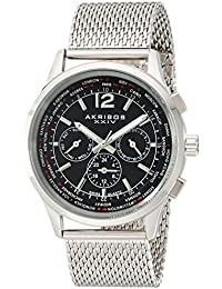 Akribos AK716SSB - Reloj para hombres
