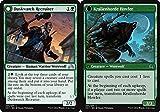 Magic the Gathering - Duskwatch Recruiter Krallenhorde Howler 203 297 - Shadows Over Innistrad