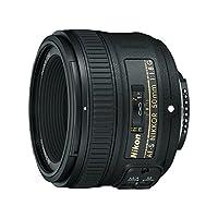 Nikon Af-S Nikkor 50Mm F/1.8G Lens Dslr Lens