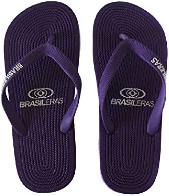 Brasileras Rop Chanclas, Hombre, Morado (Purple), 39/40 EU (6 UK)  -