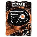 Northwest NHL Ice Dash Micro Raschel Überwurf, 116,8x 152,4cm, Herren Unisex Damen, 1NHL/05900/6017/AMZ, Mehrfarbig, 46x60-Inch