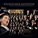 Knabenchor Hannover (Hanover Boys' Choir) (Hille Perl & Sirius Viols/ Bremer Lauttenchor/ NDR Radiophilharmonie/ Nürnberger Symphoniker/ Jörg Breiding) (Rondeau Production: ROP7014)