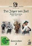 Der Jäger von Fall (1936, 1957, 1974) - Die Ganghofer Verfilmungen - Sammelbox 2 (Filmjuwelen) [3 DVDs] -