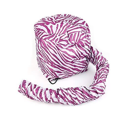 NSWD Haar Trockner Deckel, Haar Motorhaube Haar Trockner Befestigung Tragbar Haarpflege Salon Zuhause Haar Heizung Dauerwelle Farbstoff Behandlung Hut,A - Soft Bonnet Hair Dryer