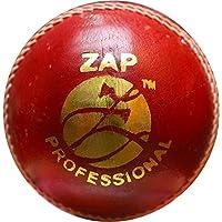 Zap Club Cricket - Bolas de Piel (4 Unidades)