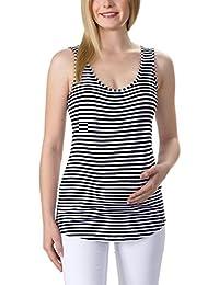 bellybutton Damen T-Shirt Amis - T-shirt Ohne Arm