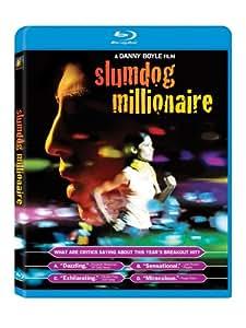 Slumdog Millionaire [Blu-ray] [2009] [US Import]