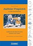 Aachener Programm: Zur frühen Sprachförderung. Handbuch