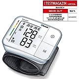 Beurer BC57 Tensiómetro de Muñeca, Blanco, Función Bluetooth, Medición Automática, ...