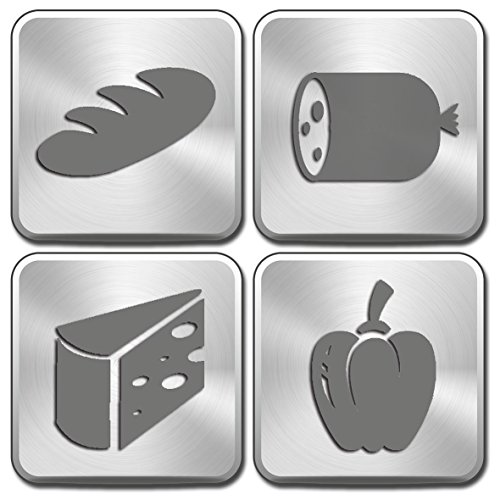 Graef Classic C 20 – slicers (Glass, Metal, Plastic, Black, Silver)