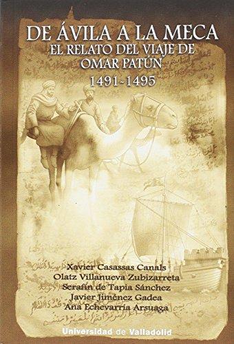 Descargar Libro DE ÁVILA A LA MECA de VARIOS AUTORES