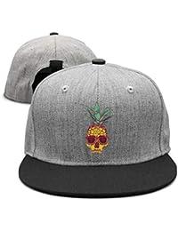 yang shucheng Gay Pride Pineapple Adjustable Baseball Caps Unstructured Dad  Hat 100% Cotton Black 2e6e7b6a856