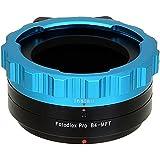 Fotodiox Pro Adaptateur de monture d'objectif pour Objectif B4 à Caméra Numérique sans Miroir -Mirrorless Digital Camera  Système Micro Four Thirds -MFT/ Micro 4/3  comme Panasonic Lumix G DMC-GH4 et Black Magic Pocket Cinema Camera