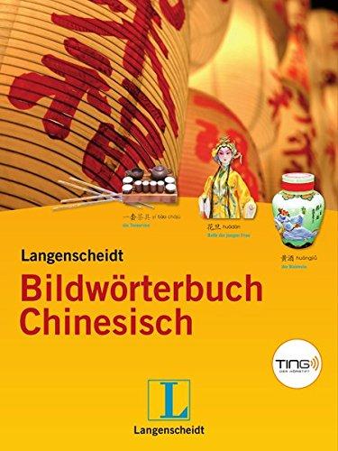 Peking-stift (Langenscheidt Bildwörterbuch Chinesisch TING - Buch (TING-Edition): Chinesisch-Deutsch)