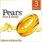 #10: Pears Pure & Gentle Soap Bar, 3 x 125gm