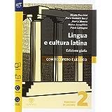 Lingua e cultura latina e lessico. Percorsi di lavoro. Ediz. gialla. Con e-book. Con espansione online. Per le Scuole superiori: 2