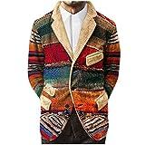 Xmiral Sweatshirt Sportiva Felpa T-Shirt Outwear Jacket Uomo Invernale Panciotto Gilet Uomo Piumino Giubbotti Suit Vest Camicia Sportivo Maglia Felpa Uomo Canotta Uomo Palestra (L,Rosso)