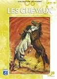 Lefranc Bourgeois Léonardo n°6 Album d'étude Les Chevaux