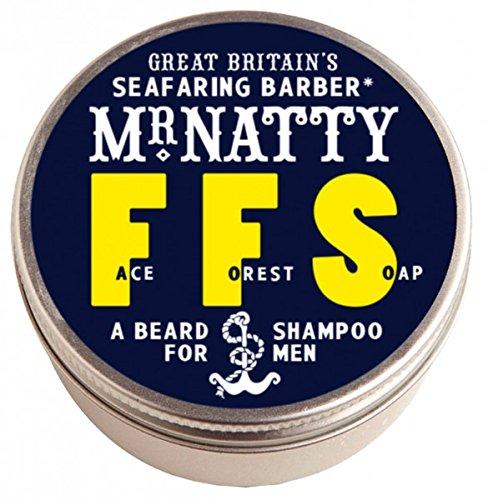 Mr. Natty - Face Forest Soap - Bartshampoo