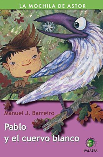 Pablo y el cuervo blanco Cover Image