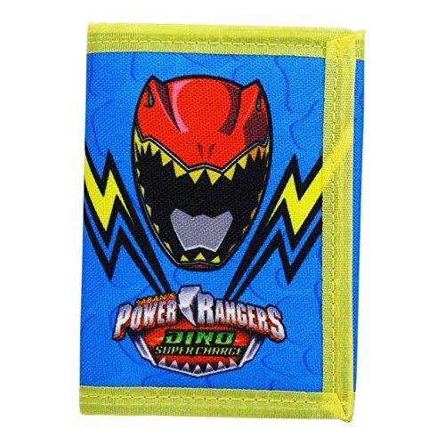 Preisvergleich Produktbild Power Rangers Dino Super Charges Geldtasche Geldbörsen Geldbeutel