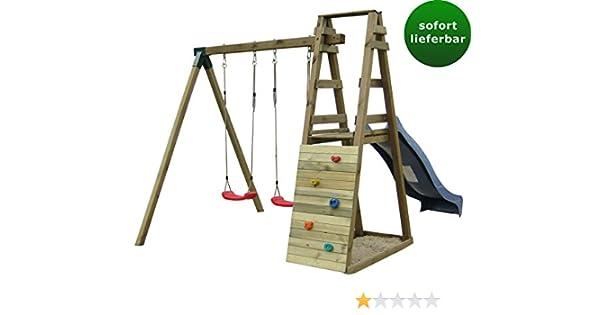 Klettergerüst Verankern : Klettergerüst kletterturm spielturm im garten bei gartencenter