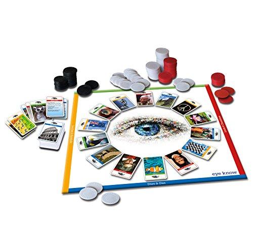 Kosmos 692223 - Eye Know - Play it smart, Familienspiel - 5