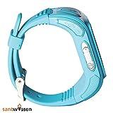 Santwissen ST01 Smartwatch (Blue)