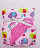 Carter Baby Blanket - Colorful Baby Blan...