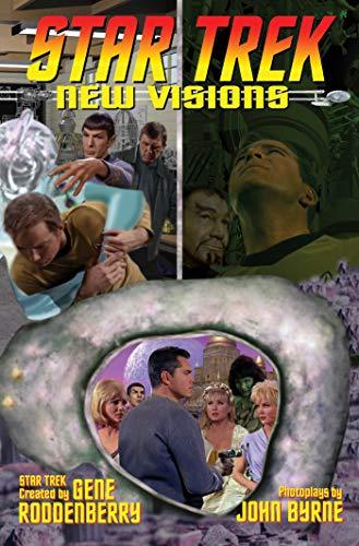Star Trek: New Visions Volume 8 (Trek Star Byrne John)