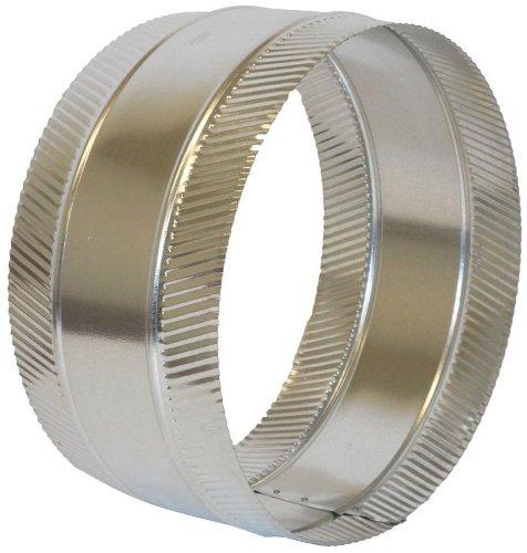 speedi-products fdsc-1212Zoll Durchmesser Flex und Betttuch Metall Duct Splice Anschluss Halsband (12 Flex Duct)
