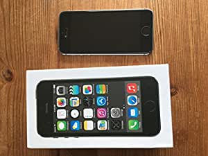 Apple iPhone 5S 16GB Smartphone - Tesco / O2 Network - Space Grey / Black