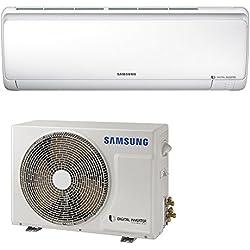 Samsung Climatizzatore Quantum Maldives Monosplit, 12000 BTU [Classe di efficienza energetica A++], AR12NXFPEWQNEU+AR12NXFPEWQXEU
