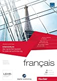 interaktive sprachreise intensivkurs français: das sprachlernsystem für jede lernanforderung / Paket: 1 DVD-ROM + 2 Audio-CDs + 2 Textbücher -