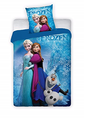 Mercatohouse - Nordico Infantil Frozen Snow - 300gr (180 x 260)