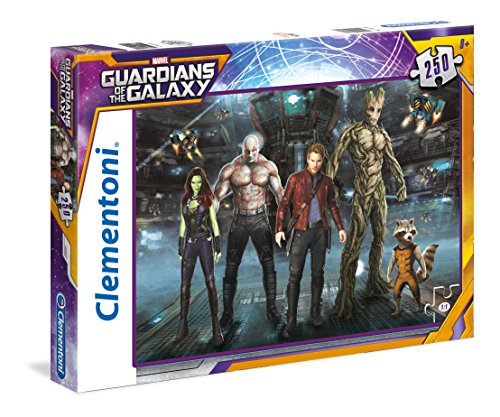 Puzzle 250Teile: Guardians Of The (Galaxy Disney The Guardians Of)
