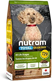 Nutram T29 Grain-Free Small Breed Lamb & Lentils Dog Food,