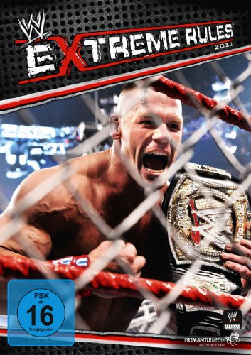 WWE - Extreme Rules 2011 - Dvd Extreme Wwe