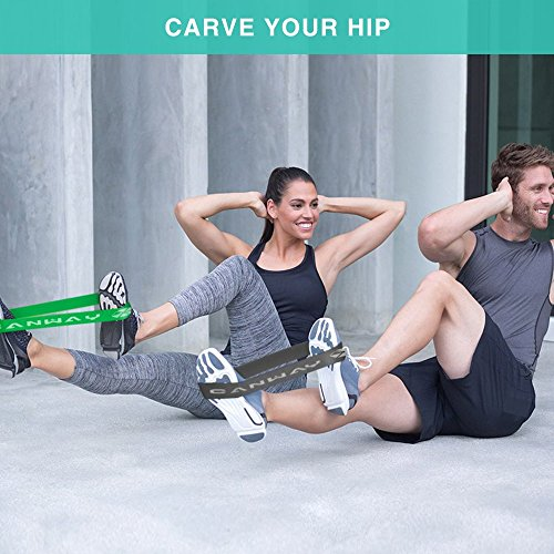 Zoom IMG-4 canway bande elastiche fitness set