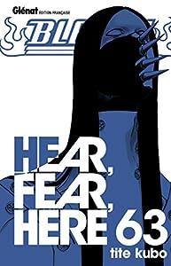 Bleach Edition simple Hear, Fear, Here