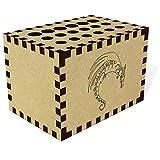 Azeeda 'Gekrümmter Drache' Bleistift Block / Halter (PB00003767)
