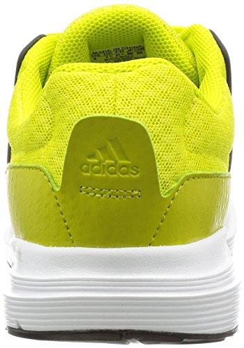 adidas Sneaker Galaxy 3 M Grün (Shock Slime/Core Black/Ftwr White)