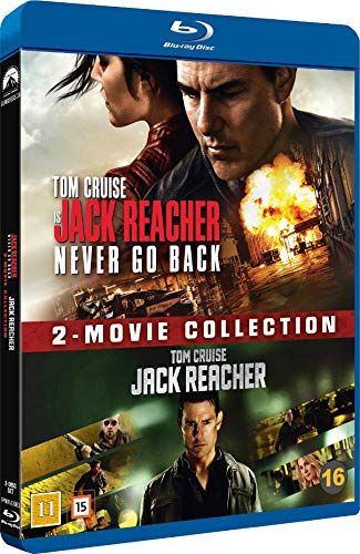Jack Reacher: 2-Movie Collection (Jack Reacher / Jack Reacher: Never Go Back) [Blu-ray]